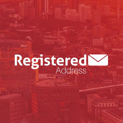 Logo Design for Registered Company Address Providers