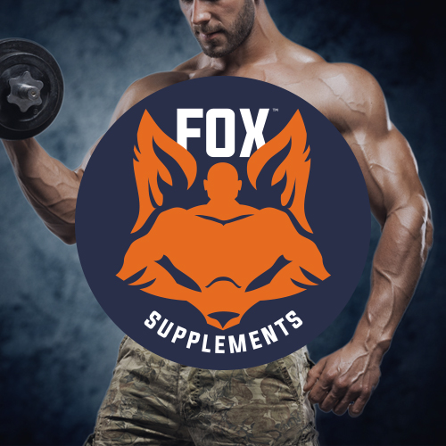Logo Design for Body Building or Food Supplements